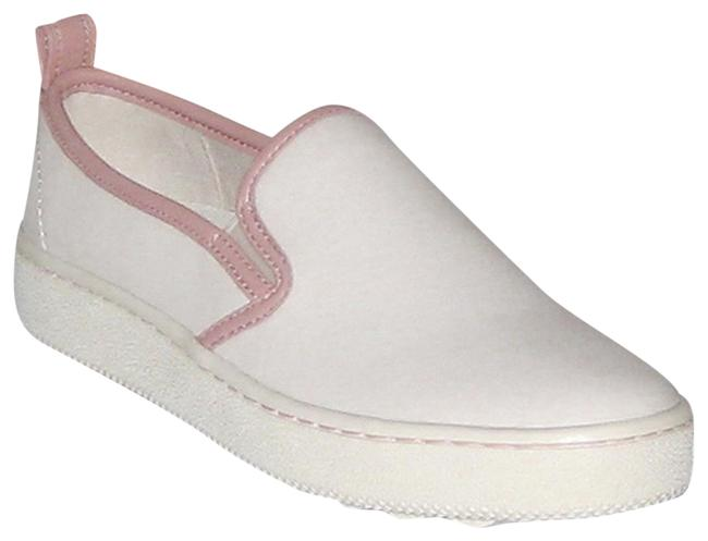 Coach Tea Rose Pink Slip-on C115 Leather Sneakers Size US 8 Regular (M, B) Coach Tea Rose Pink Slip-on C115 Leather Sneakers Size US 8 Regular (M, B) Image 1
