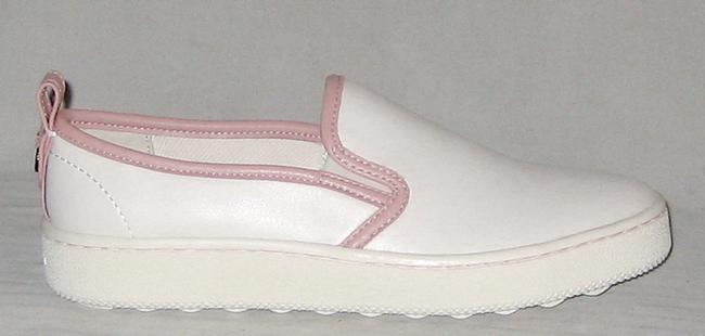 Coach Tea Rose Pink Slip-on C115 Leather Sneakers Size US 8 Regular (M, B) Coach Tea Rose Pink Slip-on C115 Leather Sneakers Size US 8 Regular (M, B) Image 2