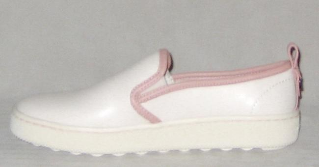 Coach Tea Rose Pink Slip-on C115 Leather Sneakers Size US 8 Regular (M, B) Coach Tea Rose Pink Slip-on C115 Leather Sneakers Size US 8 Regular (M, B) Image 4