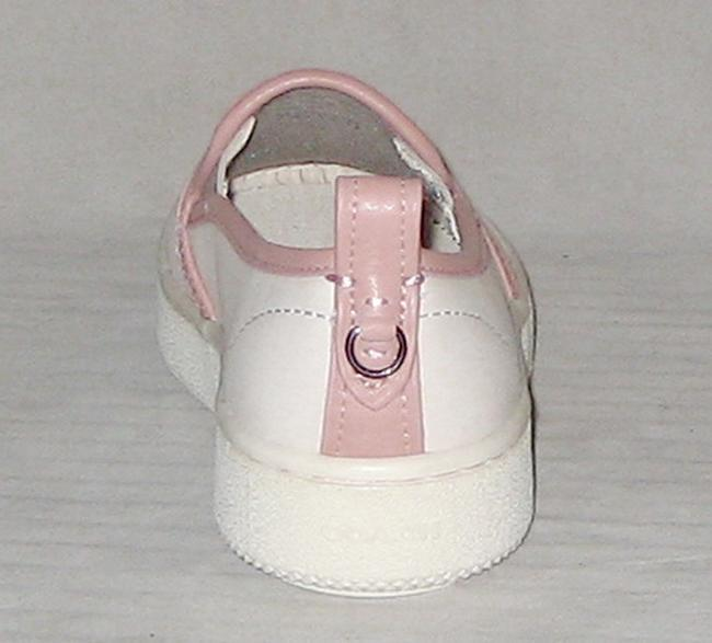Coach Tea Rose Pink Slip-on C115 Leather Sneakers Size US 8 Regular (M, B) Coach Tea Rose Pink Slip-on C115 Leather Sneakers Size US 8 Regular (M, B) Image 5