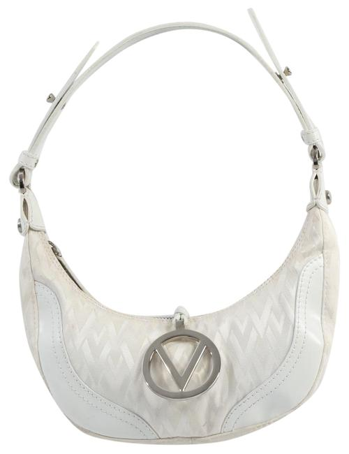 Item - Leather Re-edition From 1968 Collection White Canvas Hobo Bag