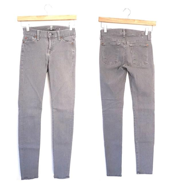 Item - Light Gray Wash The Skinny Jeans Size 24 (0, XS)