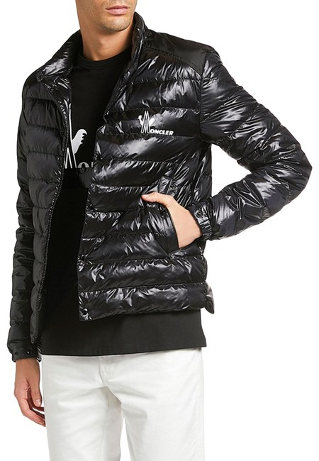Item - Black Alton Puffer Jacket Coat Size 4 (S)