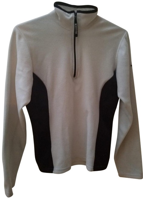 Item - White and Black Polartec Activewear Outerwear Size 4 (S)