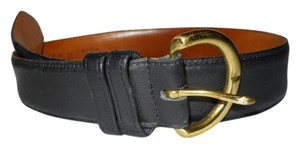 Coach Coach sz S leather belt