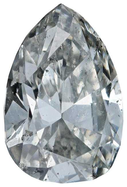 Wilson Brothers Jewelry Colorless Loose Diamond - Pear Cut 1.40ct Gia Si2 J Solitaire Dia837 Wilson Brothers Jewelry Colorless Loose Diamond - Pear Cut 1.40ct Gia Si2 J Solitaire Dia837 Image 1