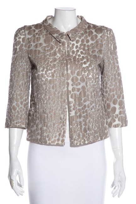 Preload https://img-static.tradesy.com/item/27991390/giorgio-armani-taupe-animal-jacket-size-6-s-0-0-650-650.jpg