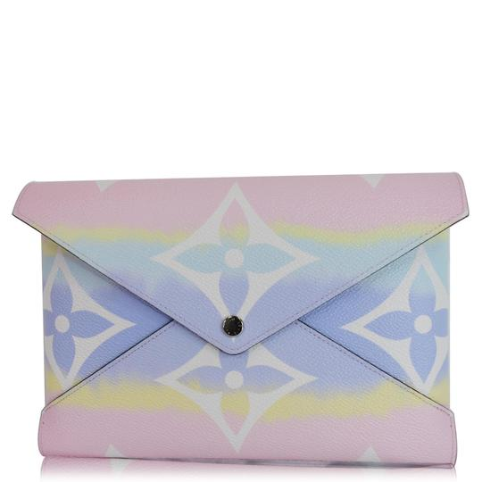 Preload https://img-static.tradesy.com/item/27991471/louis-vuitton-pastel-pochette-kirigami-large-monogram-escale-wallet-0-0-540-540.jpg