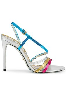 Gucci Haines Nadira Hangisi Pigalle So Kate Silver Sandals
