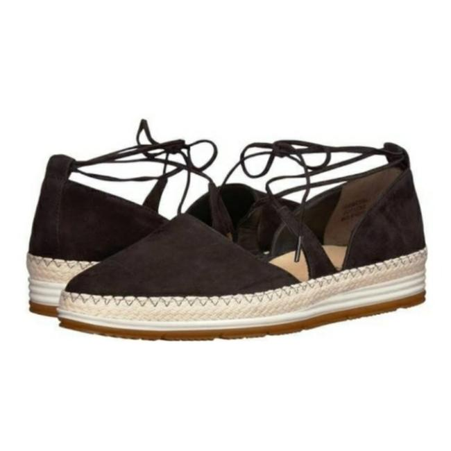 Item - Black White Marcey Espadrilles Flats Size US 8 Regular (M, B)