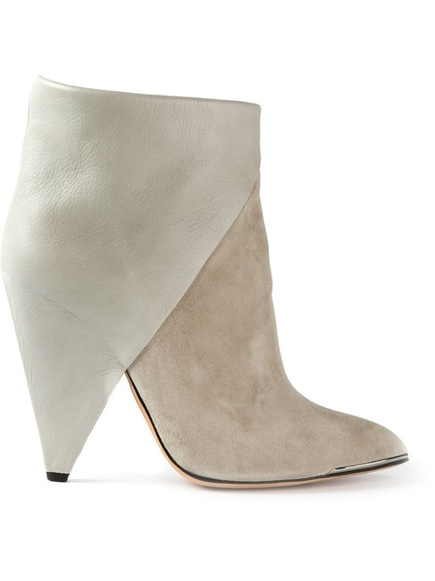 Item - Natural Keira Ankle Boots/Booties Size EU 36 (Approx. US 6) Regular (M, B)