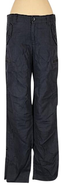 Item - Dark Navy Cargo Pants Size 6 (S, 28)