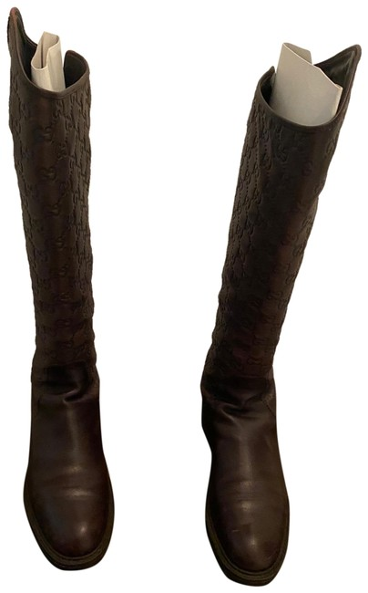 Item - Brown ssima Boots/Booties Size US 8 Regular (M, B)