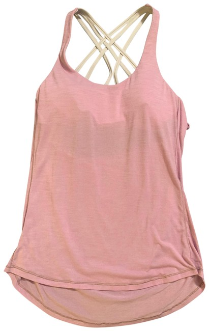 Item - Pink Bra Activewear Top Size 4 (S)
