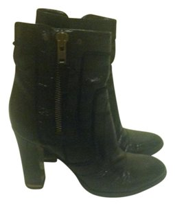Stella McCartney Prada Gucci Shiny Vegan Chloe Black Boots