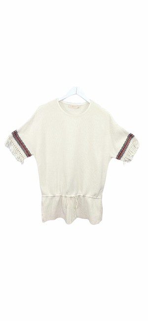 Item - Cream No Tunic Size 8 (M)