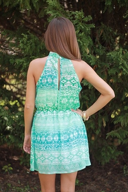 Other short dress Mint on Tradesy