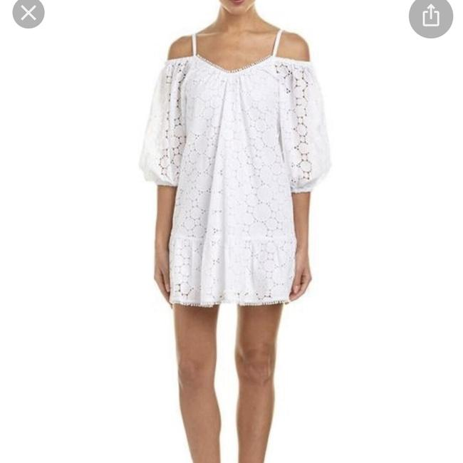 Preload https://img-static.tradesy.com/item/28000138/parker-white-henrietta-short-casual-dress-size-8-m-0-0-650-650.jpg