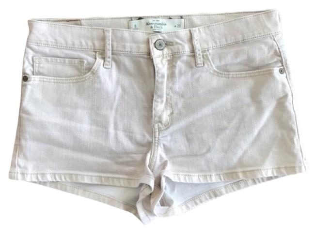 Item - Gold Dusted Tan Mid Rise Shorts Size 6 (S, 28)