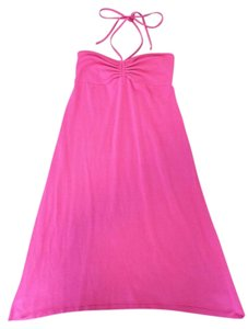 Hollister short dress Pink & Co. Convertible Halter Tube on Tradesy