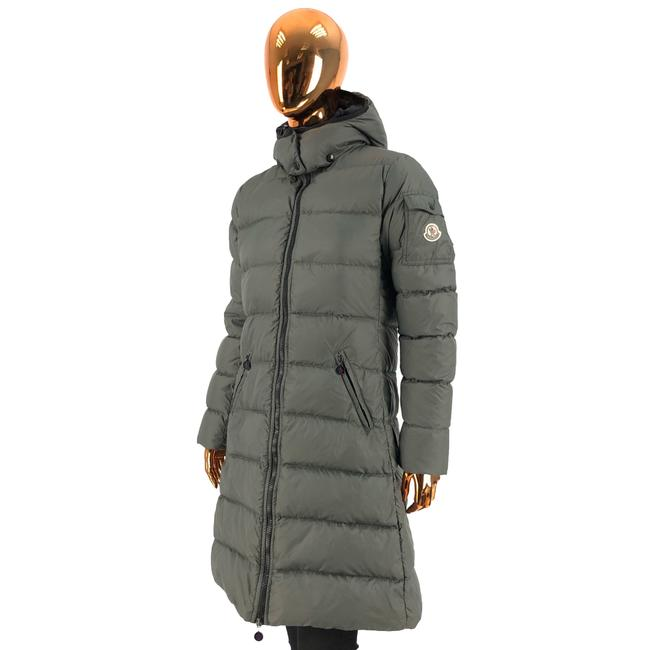 Preload https://img-static.tradesy.com/item/28004388/moncler-grey-womens-polyamide-puffer-down-jacket-with-logo-coat-size-10-m-0-0-650-650.jpg
