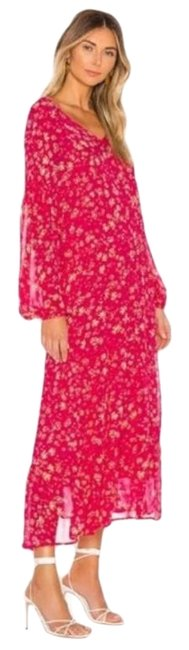 Item - Red Wallflower Mid-length Casual Maxi Dress Size 2 (XS)