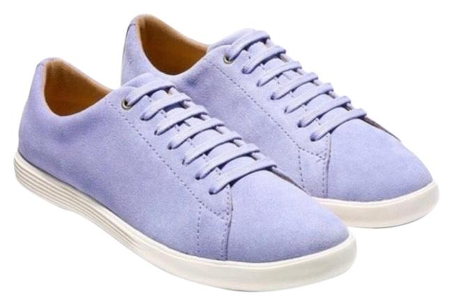 Item - Purple Grand Crosscourt Lace-up Suede Sneakers Size US 8 Regular (M, B)