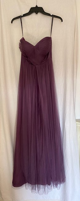 Item - Raisin Tulle Annabelle Formal Wedding Dress Size 2 (XS)