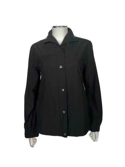 Item - Black Gore-tex Jacket Coat Size 8 (M)