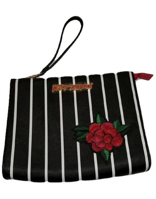 Item - Cosmetic Black Red Backpack