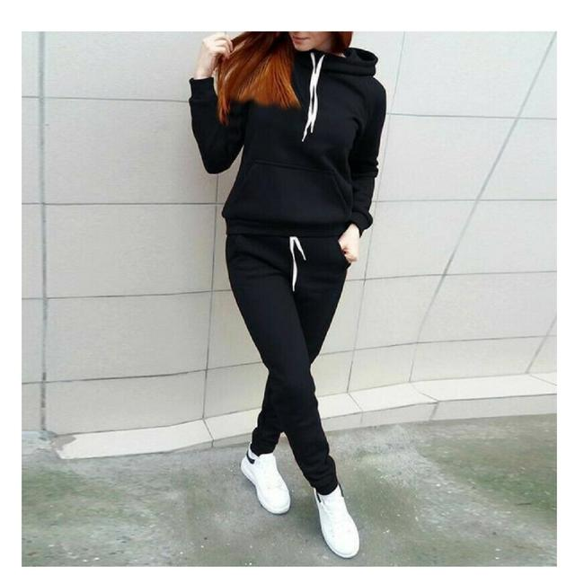 Black Activewear Outerwear Size OS (one size) Black Activewear Outerwear Size OS (one size) Image 1