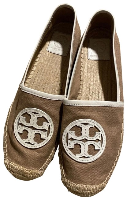 Item - Khaki/Tan Weston Flats Size US 10 Regular (M, B)