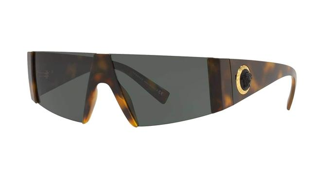 Item - Havana | Green Ve4360 Ve 4360 Shield Sunglasses