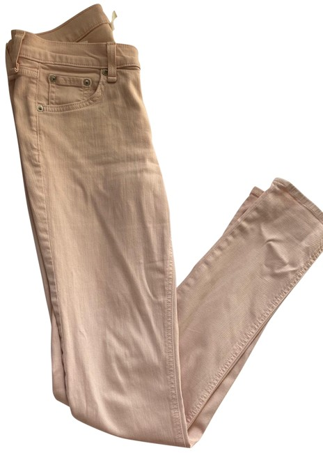 Item - Blush Light Wash And Skinny Jeans Size 4 (S, 27)
