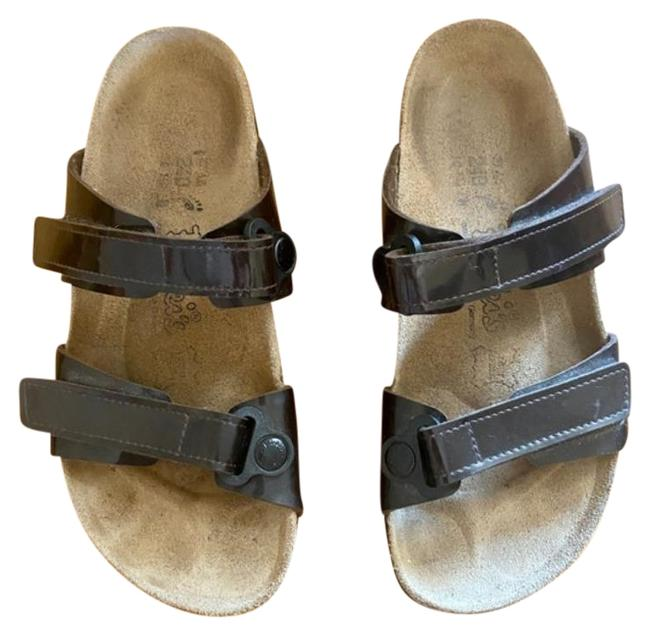 Item - Brown Birki's Madura Sandals Size US 6.5 Narrow (Aa, N)