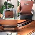 Burberry Crossbody Two-tone Small D-ring Leather Shoulder Bag Burberry Crossbody Two-tone Small D-ring Leather Shoulder Bag Image 2