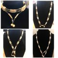 Magnetic Hematite Magnetic Hematite & Pearl Necklace