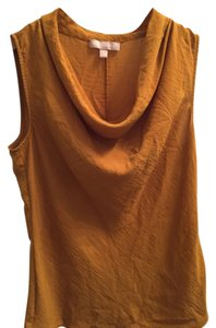 Banana Republic Top Mustard