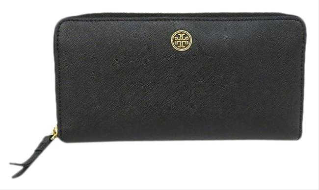 Item - Black Leather Purse Unisex Wallet