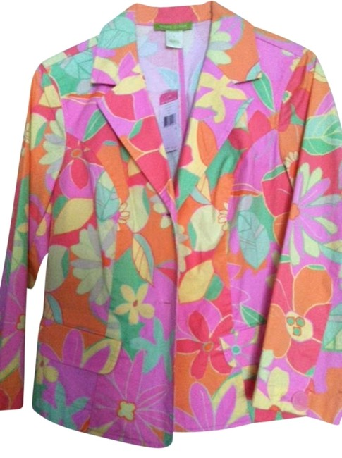 Sigrid Olsen Multi colors Blazer