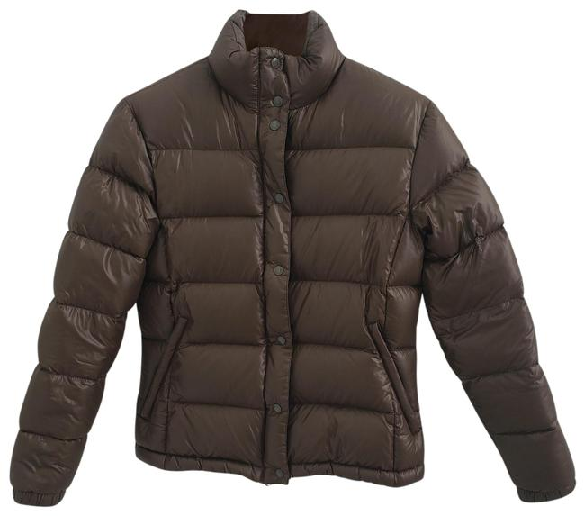 Item - Chocolate Brown Puffer Jacket Coat Size 2 (XS)