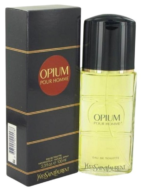 Item - Blue Opium Pour Homme By Yves 3.3oz/3.4oz/100ml Edt Spray New Fragrance