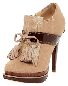 Cole Haan Kiltie Tassel Maple Sugar Platforms