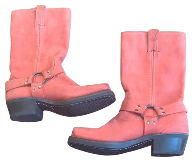 Item - Salmon Coral Harness 12r Boots/Booties Size US 8 Regular (M, B)