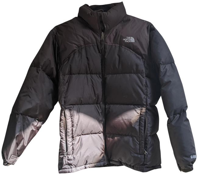 Item - Brown Puffer Jacket Coat Size 4 (S)