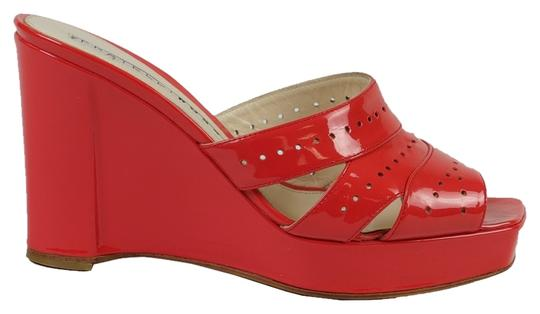 Preload https://item5.tradesy.com/images/fratelli-rossetti-red-patent-leather-wedges-size-us-65-regular-m-b-2801929-0-0.jpg?width=440&height=440