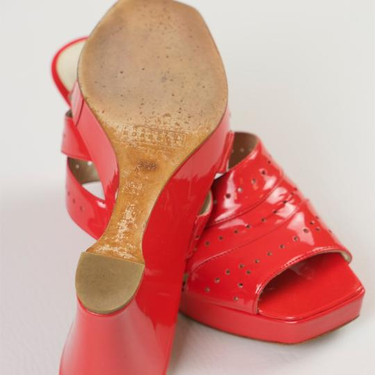 Fratelli Rossetti Red Wedges