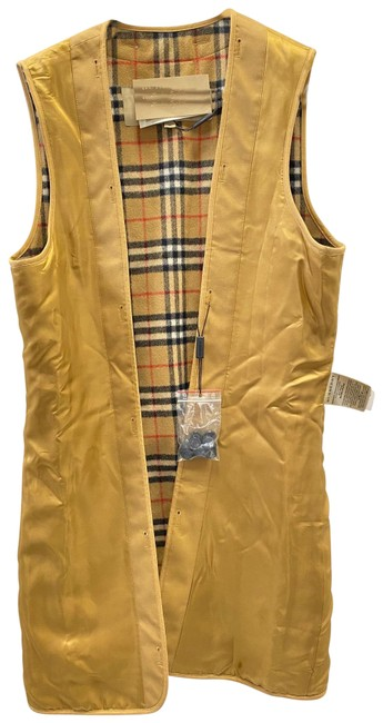 Item - Antique Yellow Kensington Regular Chelsea and Fit Heritage Warmer Vest Size OS (one size)