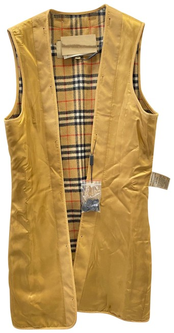 Item - Antique Yellow Kensington Regular Chelsea and Fit Heritage Warmer 38us Vest Size OS (one size)