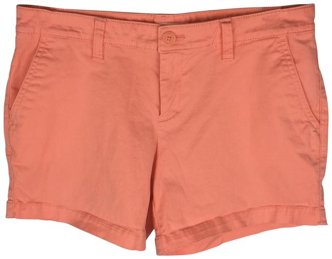 Item - Casual Cotton Blend Actual W30.5 X I 4 3/4 Shorts Size 6 (S, 28)